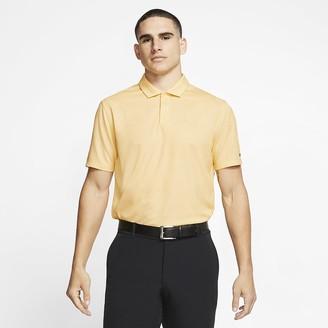 Nike Mens Camo Golf Polo Dri-FIT Tiger Woods