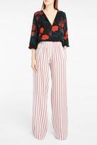 Paul & Joe Vanina Striped Trousers