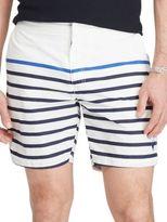 Lauren Ralph Lauren Monaco Stripe Shorts