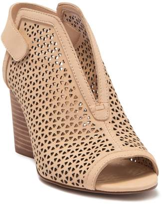 Vince Camuto Datalla Perforated Block Heel Sandal
