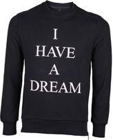 Neil Barrett I Have A Dream Sweatshirt