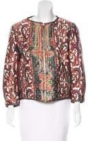 Isabel Marant Gamble Silk Jacket