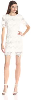 Greylin Women's Ellany Embroidery Lace Dress