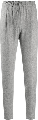 Fabiana Filippi Slim Track Pants