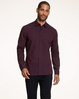 Le Château Slub Cotton Tailored Fit Shirt