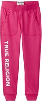 True Religion Branded Sweatpant (Toddler & Little Girls)