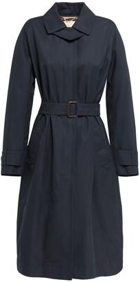 Max Mara Waterproof Cotton Gabardine Trench Coat