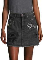 Marc Jacobs Women's High-Waisted Mini Skirt