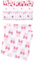 Aden Anais aden + anais Minnie Graphic Muslin Swaddles - Pack of 4