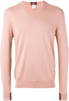 Paul Smith classic v-neck jumper