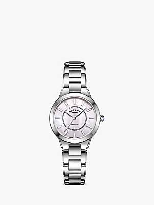 Rotary Women's Kensington Bracelet Strap Watch