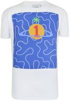Vivienne Westwood MAN Squiggle Orb T Shirt