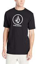 Volcom Men's New Circle Too Short-Sleeve T-Shirt