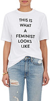 "Prabal Gurung Women's ""This Is What A Feminist Looks Like"" T-Shirt"