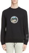 Lanvin Men's Paradise Patch Sweatshirt