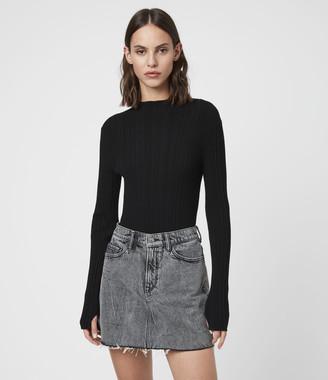 AllSaints Karla Knit Sweater