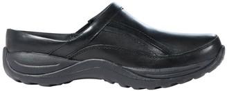 L.L. Bean Women's Comfort Mocs, Leather Slide