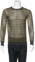 Alexander Wang Striped Wool-Blend Sweater