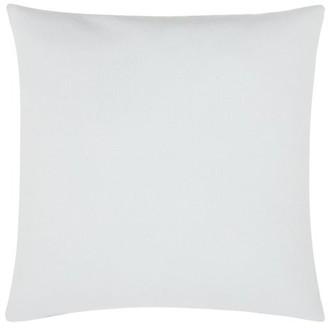 Allude Colour-block Cashmere Cushion - Green Multi