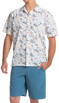 Columbia Trollers Best PFG Shirt - UPF 50, Short Sleeve (For Men)