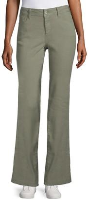 NYDJ Wylie Stretch-Linen Trousers