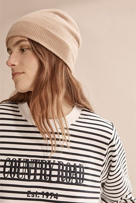 Country Road Cashmere Beanie