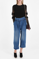 J.W.Anderson Pleated Front Jeans