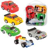 Elegant Baby Race Car Bath Squirt Toys