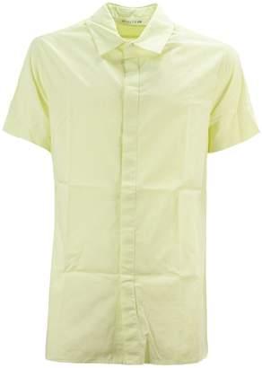 Alyx Shirt Lightweight Cotton In Ghost Yellow