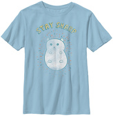 Fifth Sun Light Blue 'Stay Sharp' Crewneck Tee - Boys