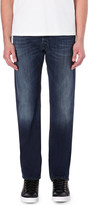 Diesel Waykee regular-fit straight mid-rise jeans