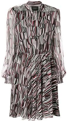 Giambattista Valli printed loose dress