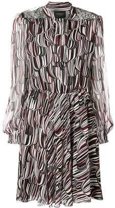 Giambattista Valli Printed Loose Dress