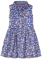 Tommy Hilfiger Th Kids Floral Sleeveless Dress