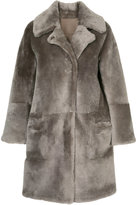 Sylvie Schimmel reversible fur coat
