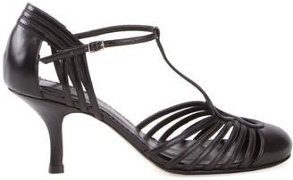 Sarah Chofakian Chamonix leather sandals