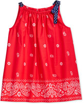 First Impressions Paisley-Print Sundress, Baby Girls (0-24 months), Only at Macy's