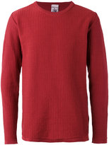 S.N.S. Herning Solution crew neck jumper - men - Cotton/Spandex/Elastane - M