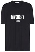 Givenchy T-shirt en coton imprimé