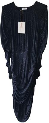 Stine Goya Black Synthetic Dresses