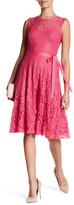 Soprano Lace Midi Dress