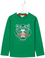 Kenzo 'Tiger' top - kids - Cotton - 10 yrs