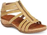 BearPaw Layla Flat Sandals Women's Shoes