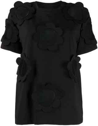 Viktor & Rolf Lovely Daisies cut-out T-shirt