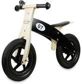 Smart Gear Racer 7 Balance Bike in Black