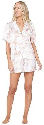 L-Space Nova Pajama Set (Tropical Sands) Women's Pajama Sets