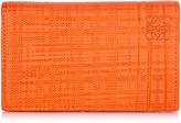 Loewe Textured-leather business cardholder