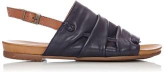 Moda In Pelle Flexx Navy Leather