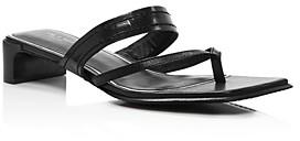 Rag & Bone Women's Colt Mid-Heel Sandals