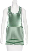 Stella McCartney Sleeveless Printed Tunic w/ Tags